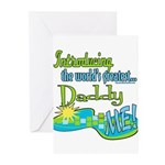 LTIntroGreatestDaddy copy.png Greeting Cards (Pk o