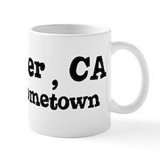 Hollister - hometown Mug