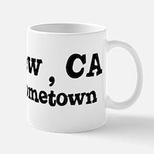 Bayview - hometown Small Small Mug