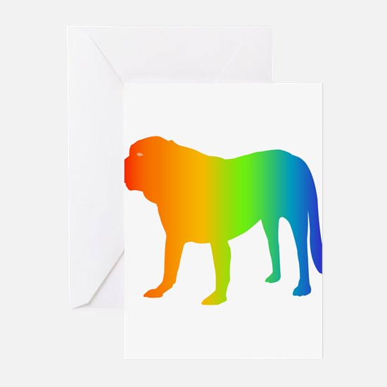 Spanish Mastiff Greeting Cards (Pk of 10)