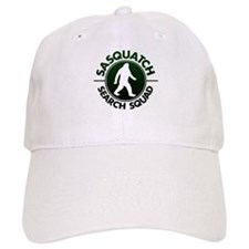 SASQUATCH SEARCH SQUAD Baseball Cap