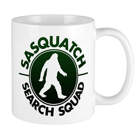 SASQUATCH SEARCH SQUAD Mug