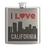 I Love California2.png Flask
