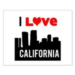 I Love California2.png Small Poster
