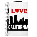I Love California2.png Journal