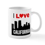 I Love California2.png Mug