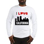 I Love California2.png Long Sleeve T-Shirt