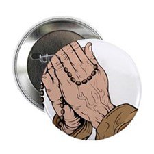 "Prayer 2.25"" Button"