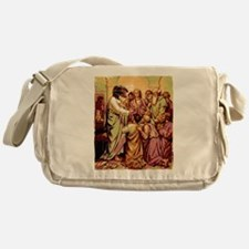 Jesus Raptor Messenger Bag