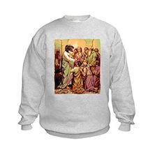 Jesus Raptor Sweatshirt