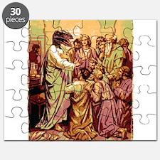Jesus Raptor Puzzle