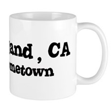 Summerland - hometown Mug