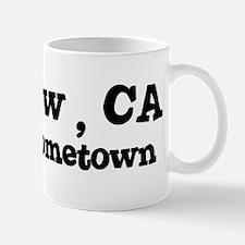 Barstow - hometown Mug