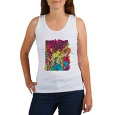 Sex Drugs and Rock and Roll Women's Tank Top