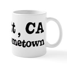 Barrett - hometown Coffee Mug