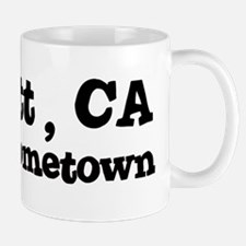 Barrett - hometown Mug
