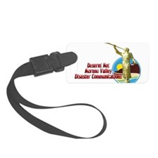 Deseret Net Moreno Valley Luggage Tag