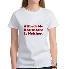 Afordable Healthcare Tee