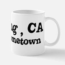 Banning - hometown Mug
