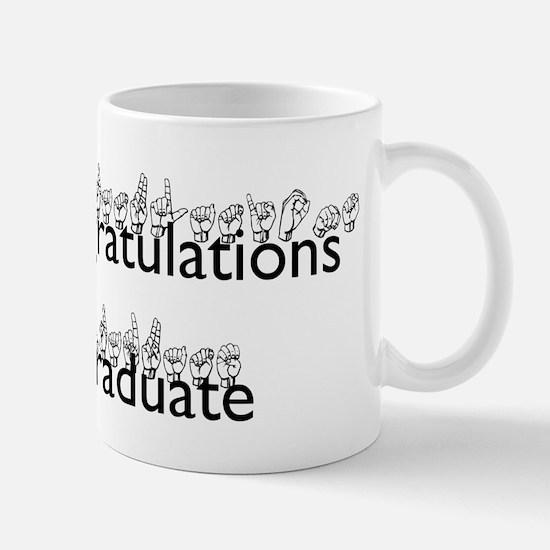 Congratulations Graduate Mug