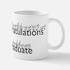 Congratulations Graduate Small Small Mug