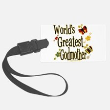 Butterflyworldsgreatestgodmother copy.png Luggage Tag