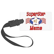 SUPERSTARmema.png Luggage Tag