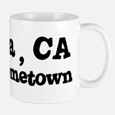 Lomita - hometown Mug
