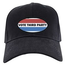 Vote Third Party Baseball Hat