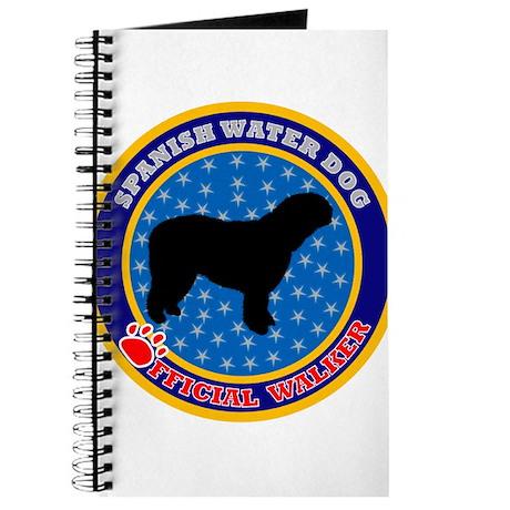 Spanish Water Dog Journal