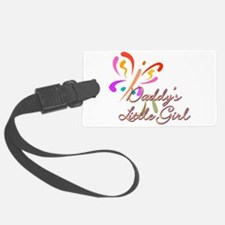 Daddy's Little Girl Luggage Tag