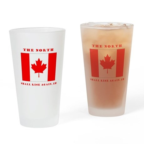 The North Shall Rise Again Canada Pride Drinking G