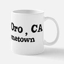 Casa de Oro - hometown Mug