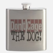 10x10_apparel DONTCAGEDOG copy.jpg Flask