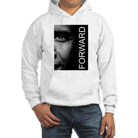 Obama Face Forward: Hooded Sweatshirt