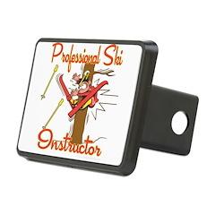 Ski Instructor Hitch Cover