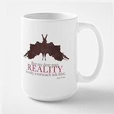 Alan Watts, Reality is a Rorscach Ink-Blot Mug