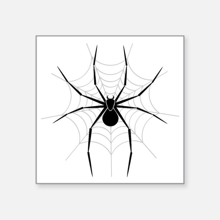 Spiderweb Bumper Stickers Car Stickers Decals Amp More