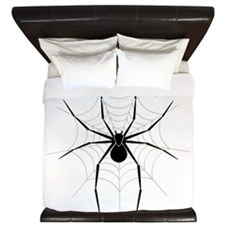 Spider Web King Duvet