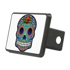 Sugar Skull Hitch Cover
