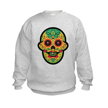 Sugar Skull Kids Sweatshirt