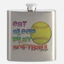 Eat sleep soft 2 png.png Flask