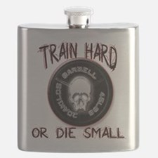 Train hard or die small png.png Flask