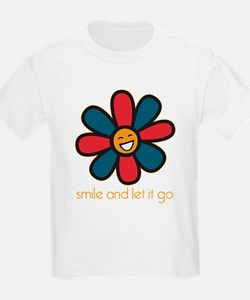 Smile and Let It Go T-Shirt