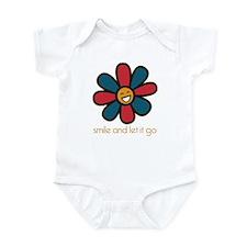 Smile and Let It Go Infant Bodysuit
