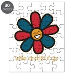 Smile and Let It Go Puzzle