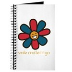 Smile and Let It Go Journal