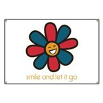 Smile and Let It Go Banner