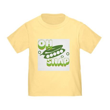 Oh Snap Toddler T-Shirt
