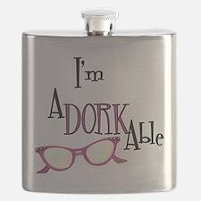 Cute Dork Flask